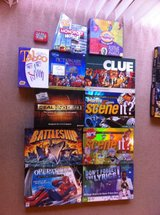 Lot of 12 New & Gently Used Board Games !!  Hours of Fun for the Family !! in Okinawa, Japan