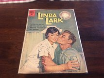 Linda Lark Registered Nurse Silver Age Comic in Okinawa, Japan