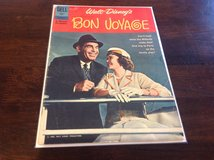 Walt Disneys Bon Voyage Silver Age Comic Nice in Okinawa, Japan