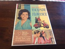 Walt Disneys Escapade In Florence Silver Age Comic Nice in Okinawa, Japan