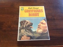 Walt Disneys Greyfriars Bobby Silver Age Comic in Okinawa, Japan