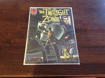 The Twilight Zone Silver Age Comic Awesome Cover in Okinawa, Japan