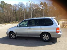 KIA SEDONA VAN 2004-must go soon in Ramstein, Germany