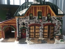 BLACKSMITH/ CHRISTMAS VILLAGE HOMES in Fort Campbell, Kentucky