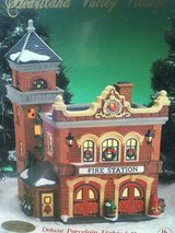 FIRESTATION/Porcelain Village Collection in Fort Campbell, Kentucky
