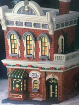 TAVERN/Lighted Porcelain Christmas Village in Fort Campbell, Kentucky