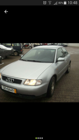 audi a3 in Hohenfels, Germany