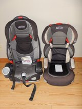 Graco Nautilus and Graco Booster Car Seats Toddler Children in Buckley AFB, Colorado