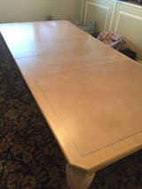 Dining table - Ash wood REDUCED in Naperville, Illinois