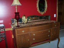 Antique Buffet in Lockport, Illinois