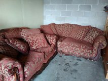 Sofa and loveseat in Fort Carson, Colorado