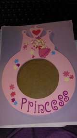 Princess picture frame in Clarksville, Tennessee