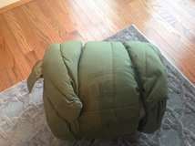 Sleeping Bag, Extreme Cold Weather, US Military in Fort Campbell, Kentucky