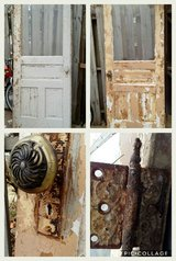 Very Old Exterior Door in Orland Park, Illinois