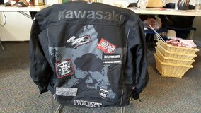 Kawasaki Motorcycle Jacket in Baumholder, GE
