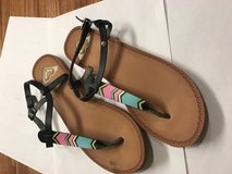 ROXY barely used sandals in Okinawa, Japan