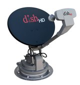 Winegard SK-1000 Trav'ler Automatic Multi-Satellite TV Antenna Dish in Lockport, Illinois