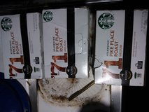 3 boxes of kurig coffee10 cups in each box in 29 Palms, California