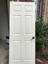 exterior door in Kingwood, Texas
