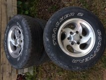 Toyota Tacoma Stock 15x7 Directional Alloy Rims in Warner Robins, Georgia