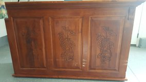 Bar cabinet - great for refurbishing / antiquing in Wilmington, North Carolina