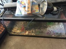 Turtle/reptile tank with all supplies in Alamogordo, New Mexico