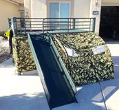 Bed with slide in Fort Huachuca, Arizona
