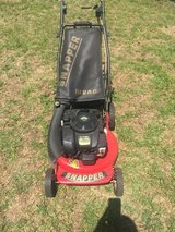 "Snapper Self Propelled HI VAC 21"" 6.75HP Lawn Mower good condition *please read* in Beaufort, South Carolina"