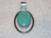 Sterling Silver Turquoise Slide in Hopkinsville, Kentucky