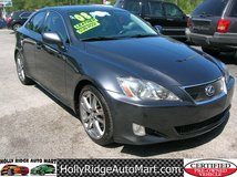 2008 Lexus IS 250-UNDER $10k-CLEAN!!! PADDLE SHIFT, BLUETOOTH!!! in Camp Lejeune, North Carolina