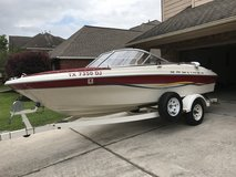 "2001 Bayliner Capri 18"" in Kingwood, Texas"