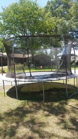Trampoline in Fort Rucker, Alabama