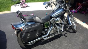 2003 h-d anniv.dyna wide glide in Morris, Illinois