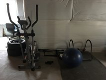 Elliptical and Misc Workout Equipment in Fort Carson, Colorado