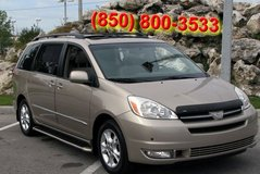 2005 Toyota Sienna XLE JBL sound system 74k in Tampa, Florida