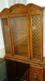 China Cabinet Set in CyFair, Texas