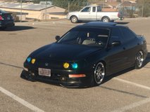 acura integra 4dr for sale or trade in Barstow, California