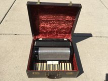 Vintage Scandalli Accordion with Case in Naperville, Illinois