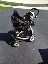 graco stroller and car seat in Bartlett, Illinois