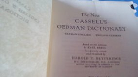 Old American Books in Ramstein, Germany