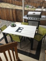 Patio Table w/Chairs in Fort Carson, Colorado