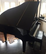 Baby Grand with player system in Naperville, Illinois