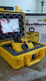 Reef Master Underwater Camera with Pelican Case in Kingwood, Texas