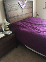 Nice Queen Size Bedroom Set & Mattress in Lackland AFB, Texas