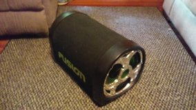 "bass tube. 12"" sub amp built in. in Beaufort, South Carolina"