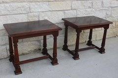 Pair Of Side Tables in CyFair, Texas