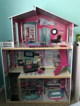 Barbie house in Fort Campbell, Kentucky