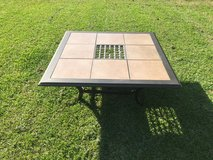 Tile Top Coffee Table in Camp Lejeune, North Carolina