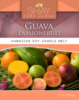 GUAVA PASSION FRUIT WICKLESS SOY CANDLE MELTS in Phoenix, Arizona