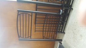 Metal Frame Bunk Bed in Shreveport, Louisiana